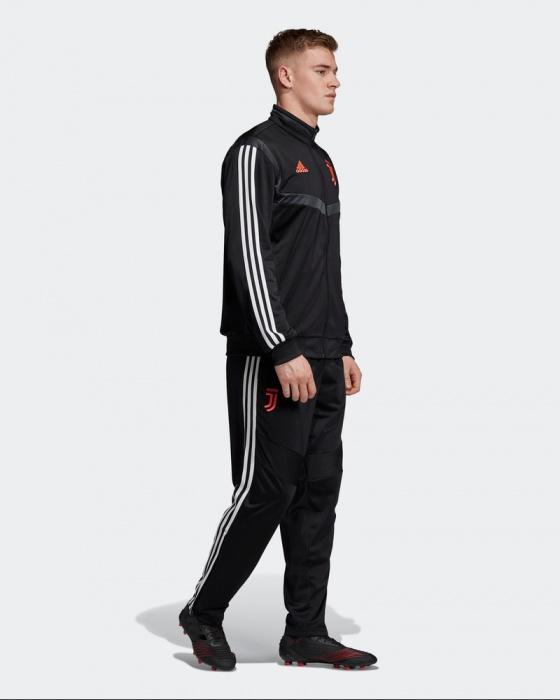 Juventus tracksuit bench white child 201920 Adidas