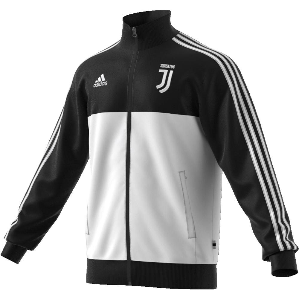 Juventus Fc Adidas Giacca Tuta sportiva sport jacket 2019 20 Uomo Nero