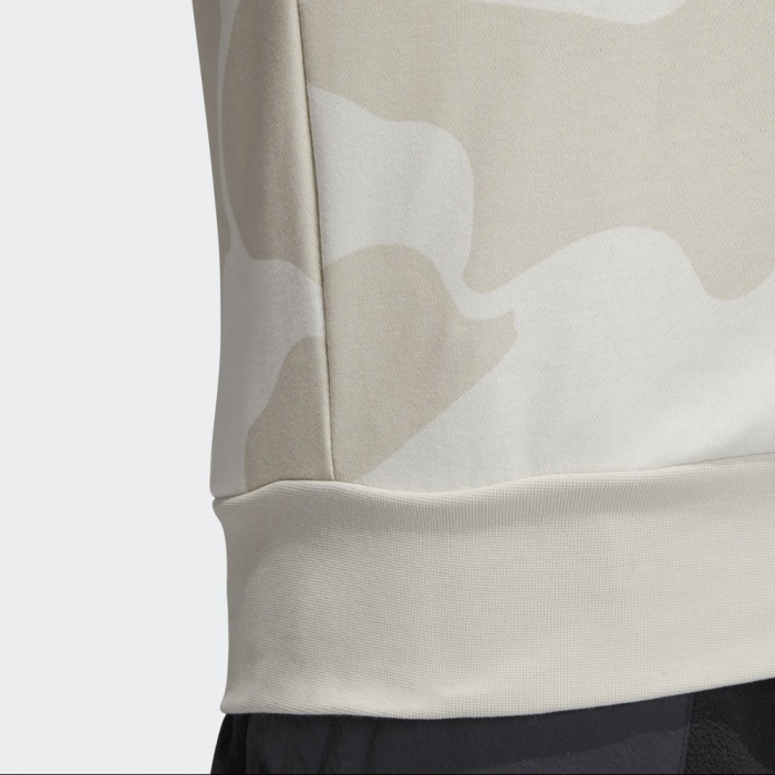 Sporttop mit Camouflage Ärmeln von adidas Originals