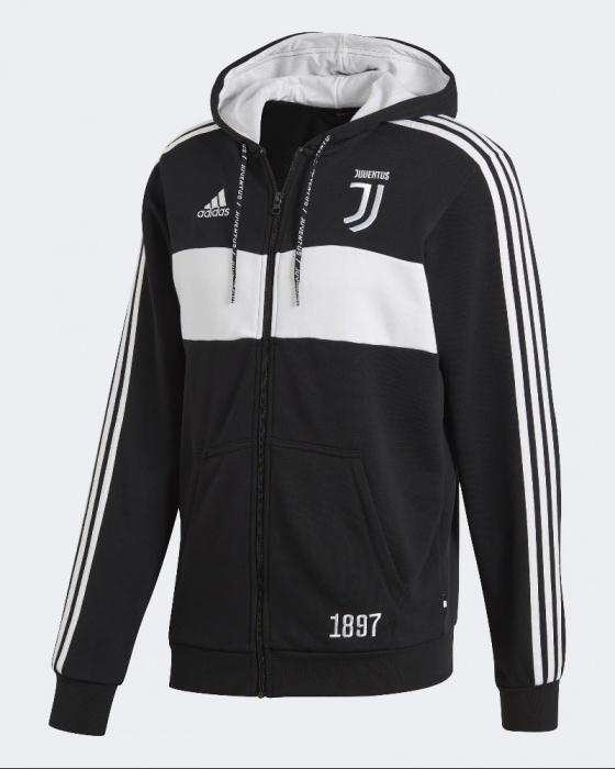 Felpa Sportiva Fc 20 Tuta Adidas 2019 Juventus Uomo Giacca