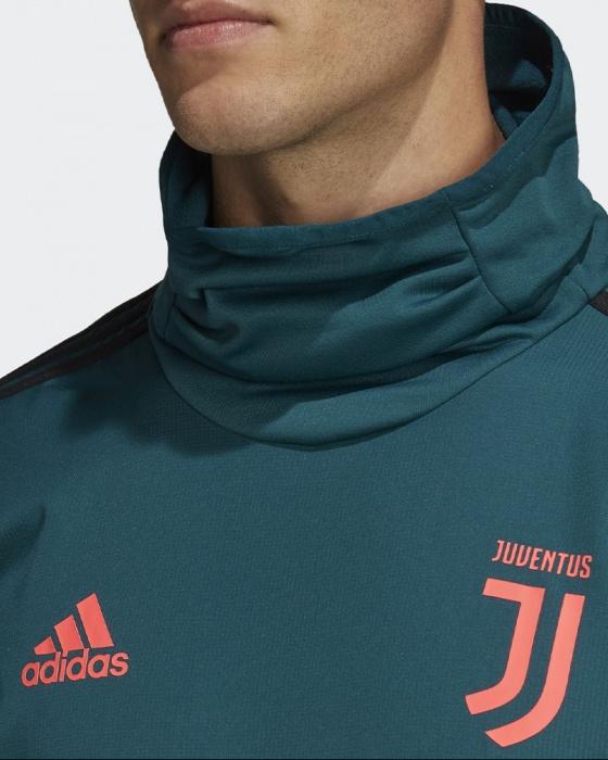 JUVENTUS FC ADIDAS Felpa Allenamento Training Warm Top