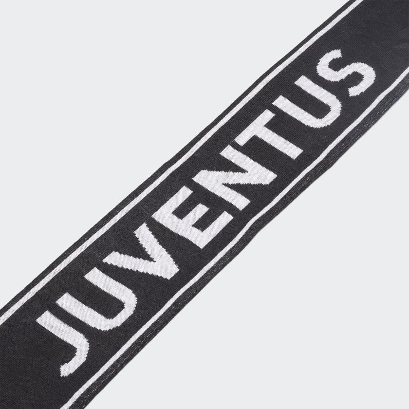 Tabella taglie e misure Sciarpa JUVENTUS adidas Originale Unisex 2020 21 nero