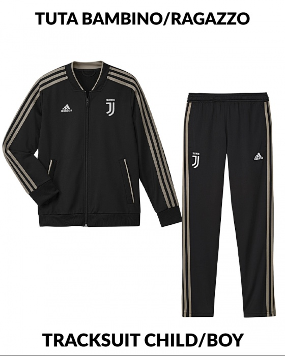 survetement Juventus noir