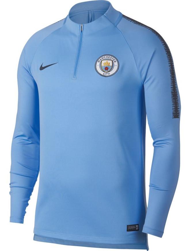 Allenamento calcio Manchester City 2018