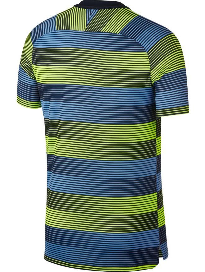4e9bff0b7bc Manchester City Nike Training Shirt pre match dry top GX 2 2018 19 ...