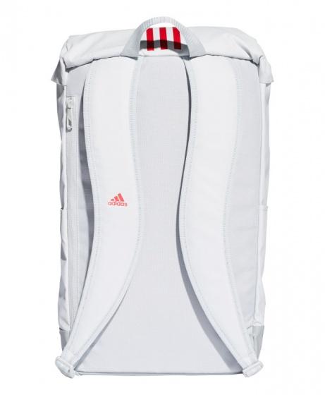 aedcecf318 ... Zaino BackPack MANCHESTER UNITED Adidas Originale 2019 Grigio Unisex -  Backpack MANCHESTER UNITED Adidas Original 2019 ...