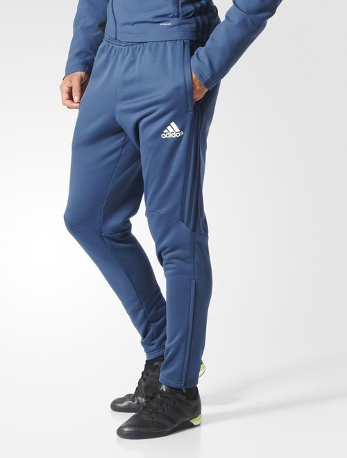 Manchester-United-Adida-Pantaloni-tuta-Pants-Rappresentanza-Blu-Uomo-2016-17