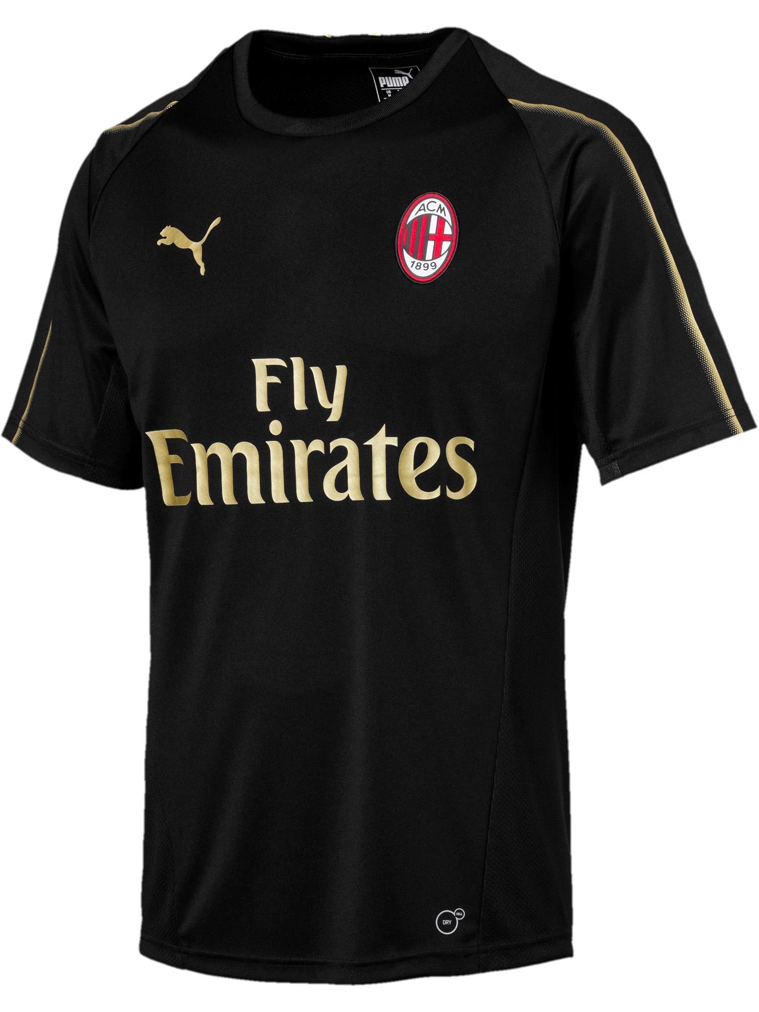Allenamento AC Milan prezzo