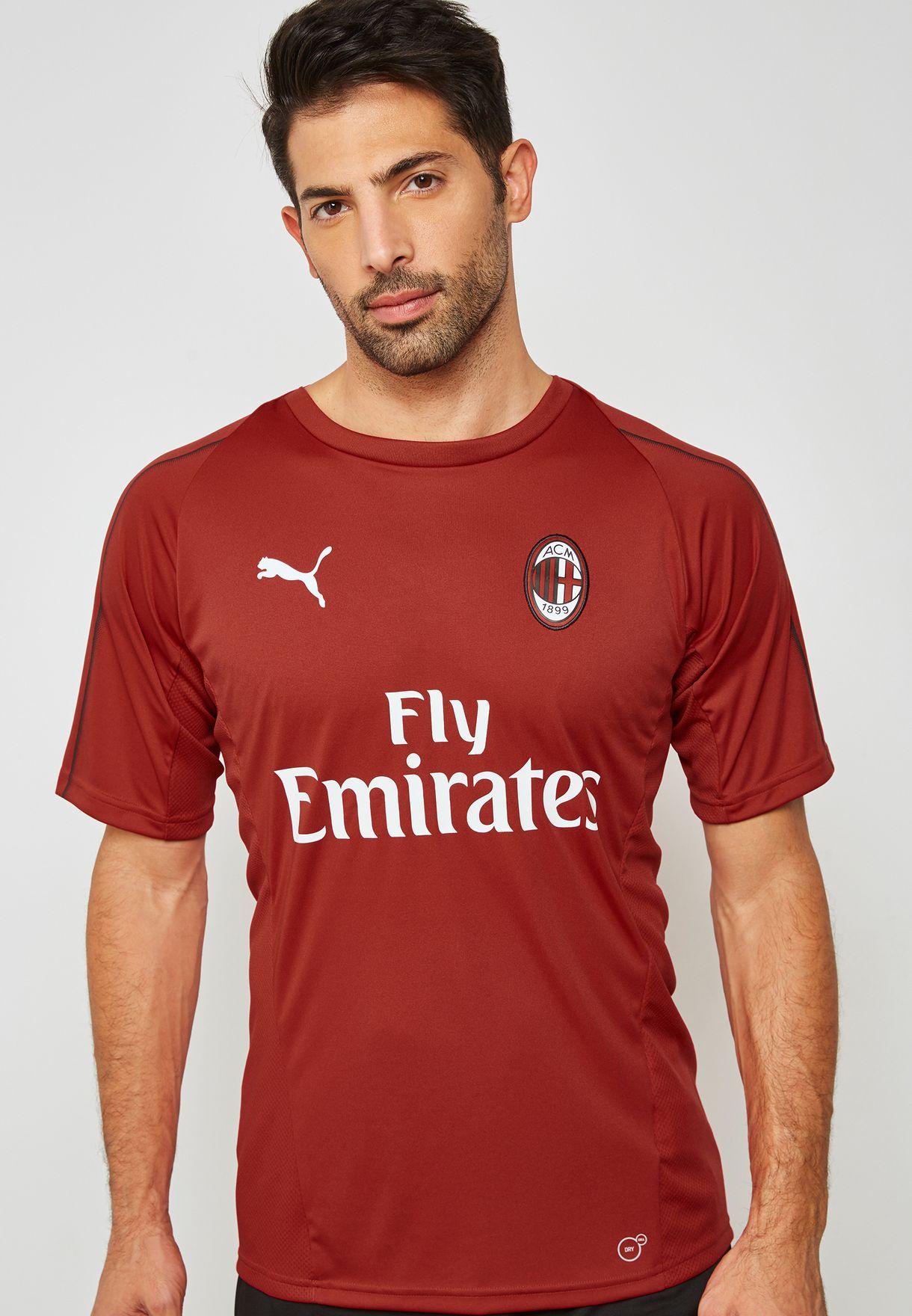 Allenamento AC Milan Uomo