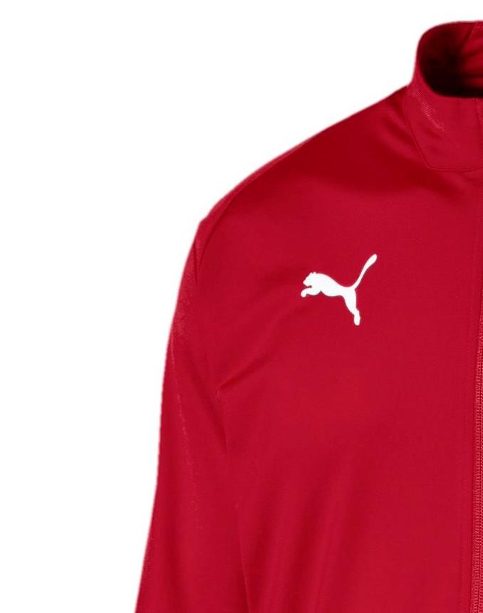 6e922da81 Ac Milan Puma Giacca Allenamento Training Jacket Rosso Versione panchina 7  7 sur 8 ...