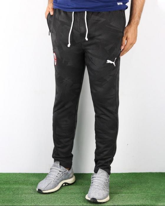 Ac Milan Puma Survêtement Entraînement Casual Sweat Crew Homme 2019 20 | eBay