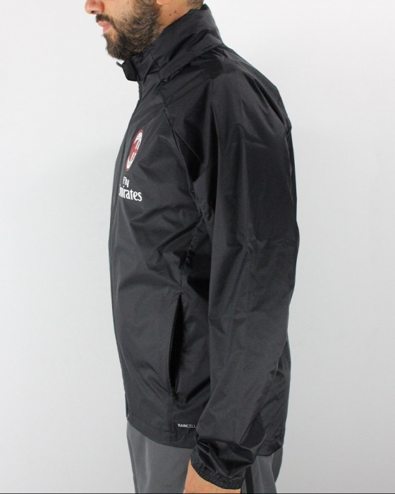 Ac Milan Puma Giacca Vento Pioggia 2019 20 K Way Nero | eBay