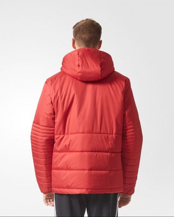 18 Bomber Ac Milan Veste Adidas Homme Rouge Doudoune Ebay 2017 PR7q8Oq