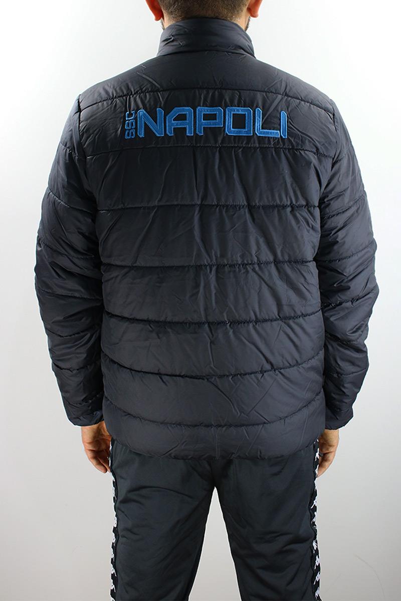 Bomber 2018 Ambadded Kappa Originale Uomo Napoli Piumino Giubbotto U1z1Xqf