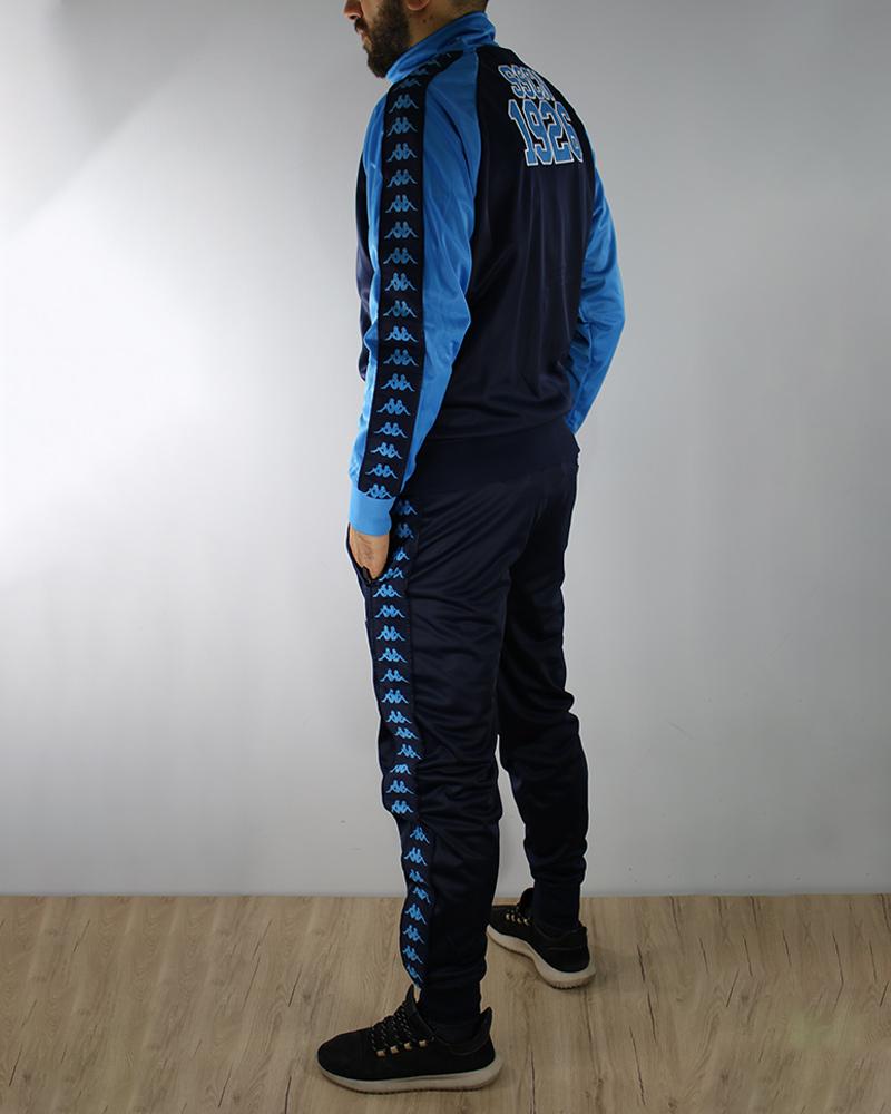SSC Napoli Kappa Jumpsuit Long Libero Man Version Vintage Limited ... 1b3d8f1091f5