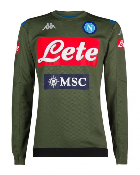Sweatshirt Aldreno 3 Napoli SSC Man Kappa