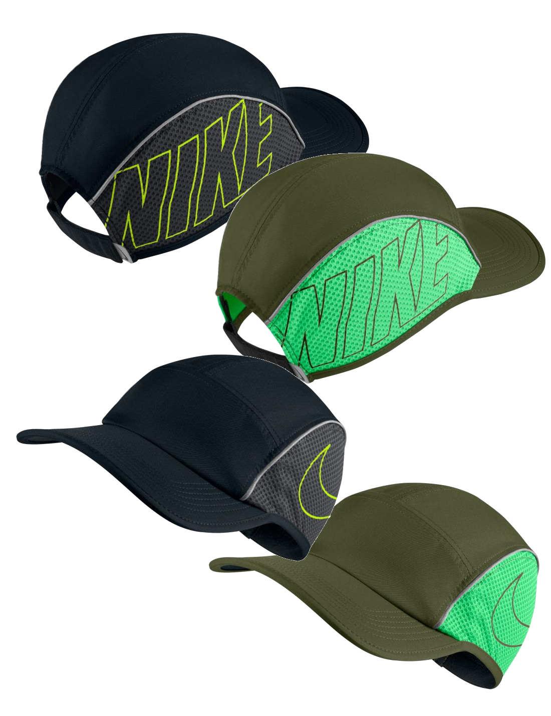 47237e6c79 AeroBill Running Nike Cappello Berretto Hat Berretto Uomo | eBay