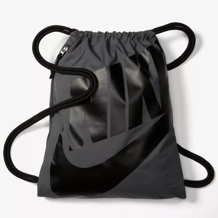 2fbcce4515707 Heritage Sportswear Nike Turnbeutel Rucksack Gymsack Unisex 100% Poliestere  6 6 von 8 ...