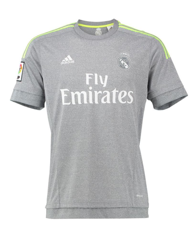 Real-Madrid-Adidas-Maillot-Shirt-Gris-Away-2015-16
