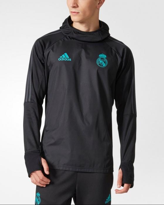 half off ae05c be79f Real Madrid Adidas Formotion Training Sweatshirt WARM Top ...