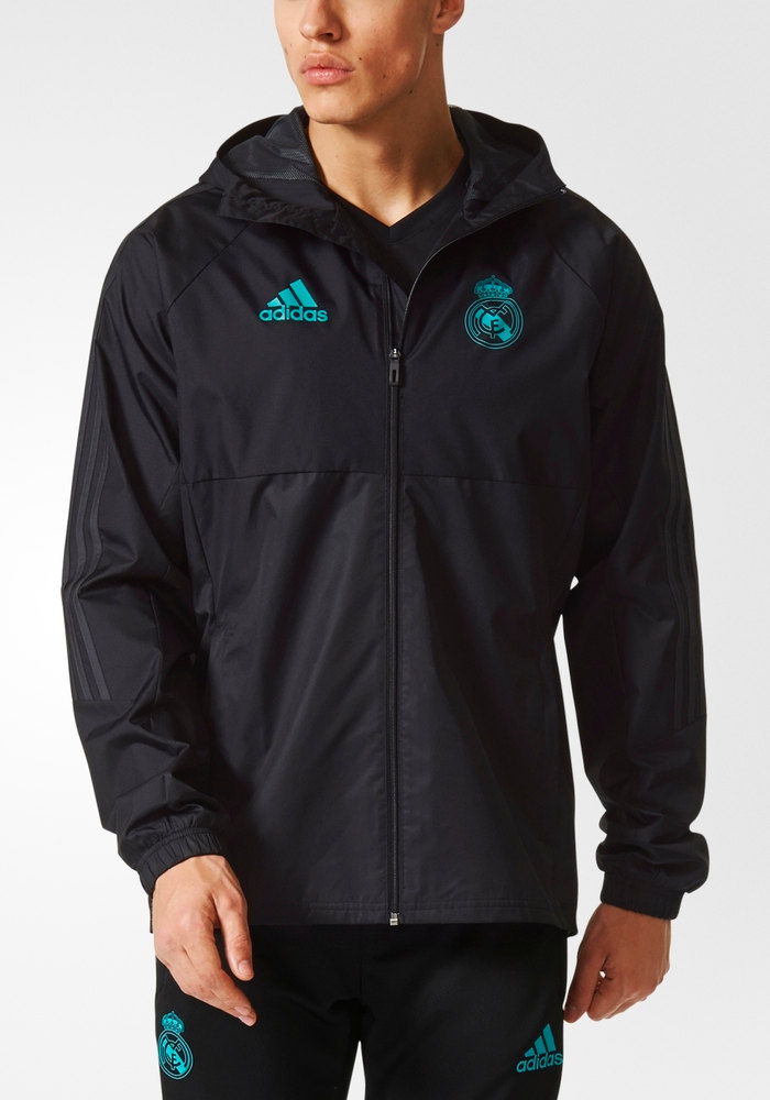 Real Madrid Adidas rain jacket Veste de pluie