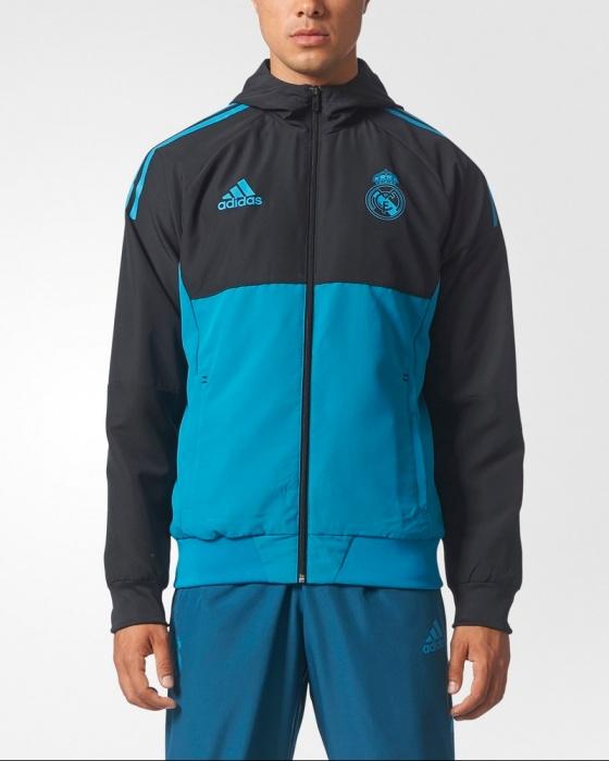 real madrid jacket 2017