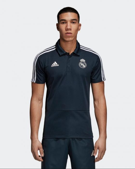 ... Adidas Climalite Polo azul Original 2018 19 Real Madrid-Real Madrid de Adidas  hombre adidas ... 8cb2d0a9d132b