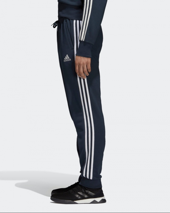 casual shoes 50% price cozy fresh Real Madrid Adidas Track Pants Hose 2018 19 Sweat Cuff Jogger Navy Men |  eBay