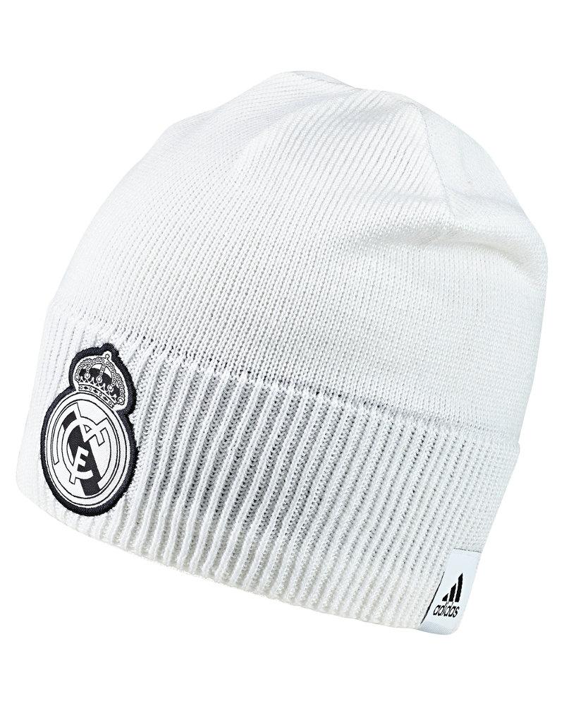 Tabella taglie e misure Cappello Invernale di lana REAL MADRID Adidas BEANIE Climawarm Unisex 2018 19 Bianco originale