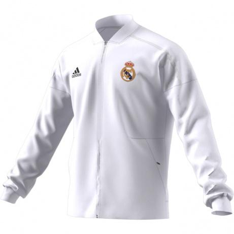 Pre Real Course Hymne 2018 Match Adidas Veste 19 Madrid BBn4FU
