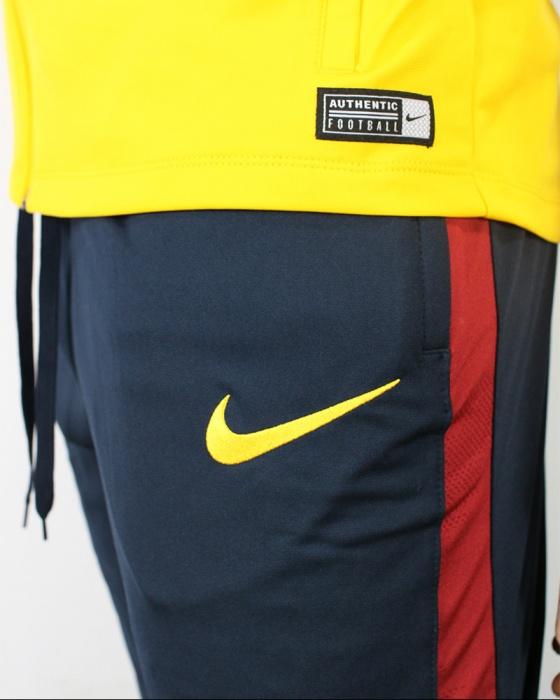 Détails sur As Roma Nike Survetement Training Homme cheville étroite avec zips réglables