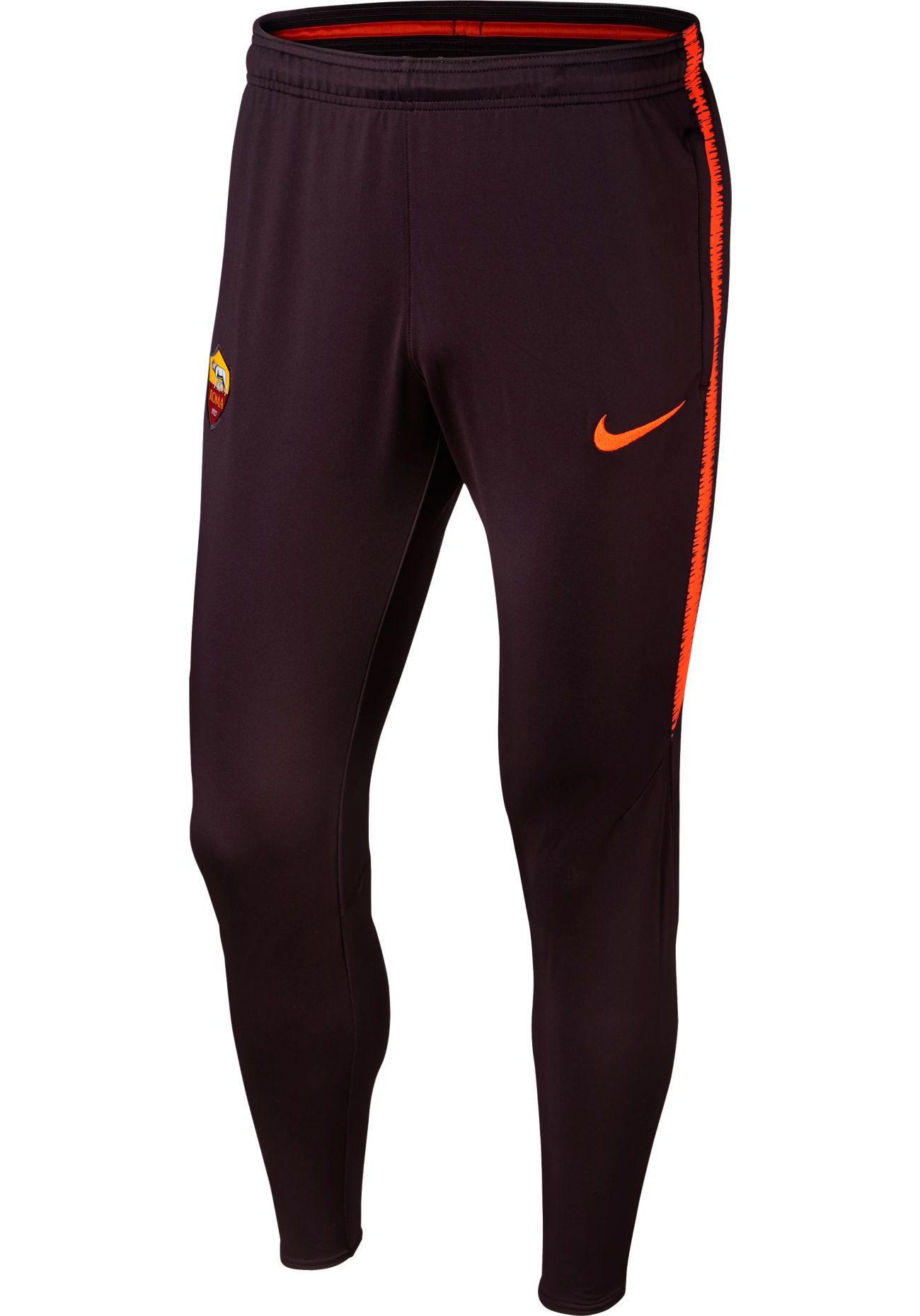 As Roma Nike Track Pants Hose 2018 19 Training Dry Squad Burgundy  321f0bac6997