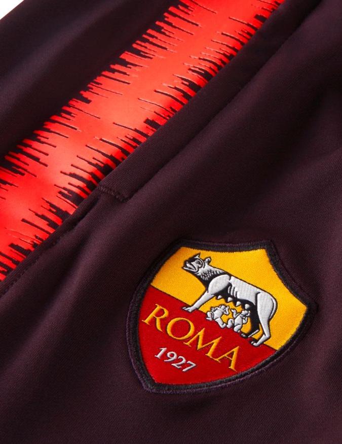 Roma As Nike 19 Con Pantaloni Squad Dry Allenamento 2018 Tuta Uomo qEwpt1 f1087dfdba27