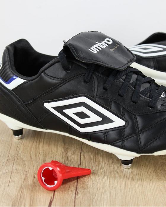 Dettagli su Football shoes Umbro Scarpe Calcio Special Eternal PRO Nero HG SG Chiodate