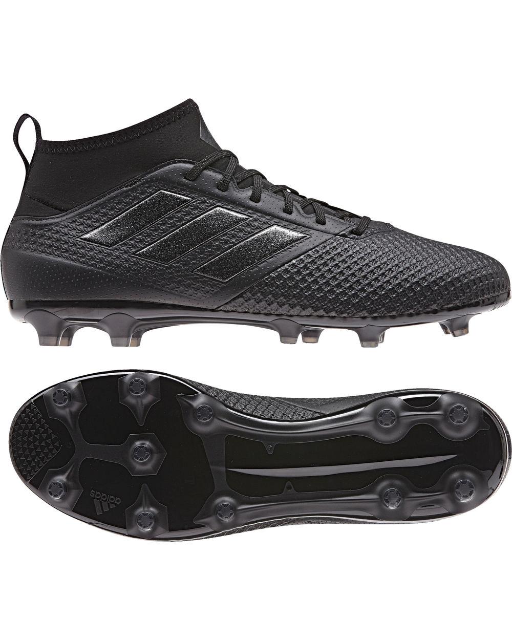 scarpe calcio adidas nere