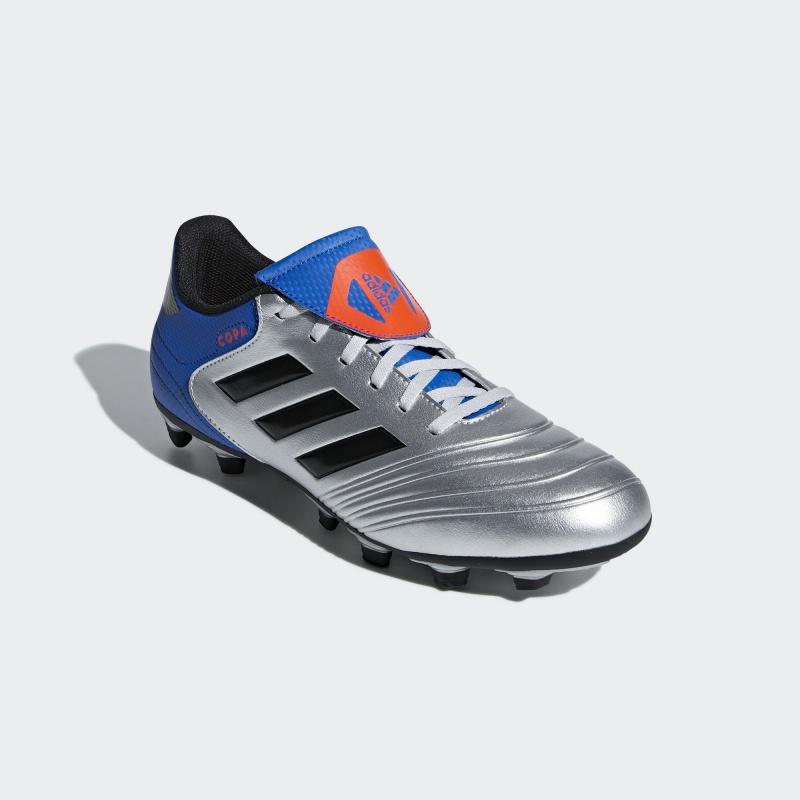 ... Scarpe calcio Adidas Copa 18.4 FG Silver Uomo TEAM MODE - Football  boots Shoes Adidas Copa ... 80b3aadf9a2