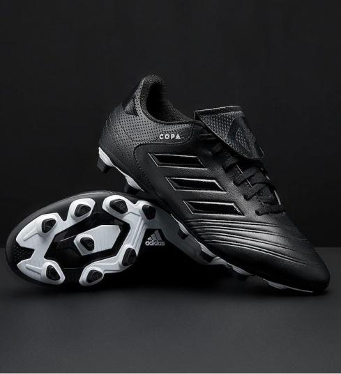 brand new 01076 b7bb1 ... Scarpe calcio Adidas Copa 18.4 FG Nero Uomo - Football Boots Shoes  Adidas Copa 18.4 FG ...