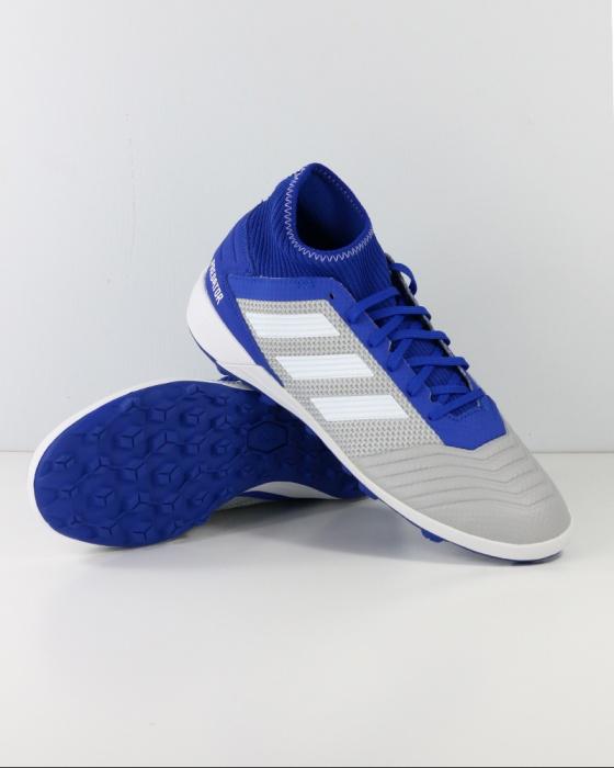 Dettagli su Football shoes Adidas Scarpe Calcio Predator Tango 19.3 2019 Grigio VIRTUSO