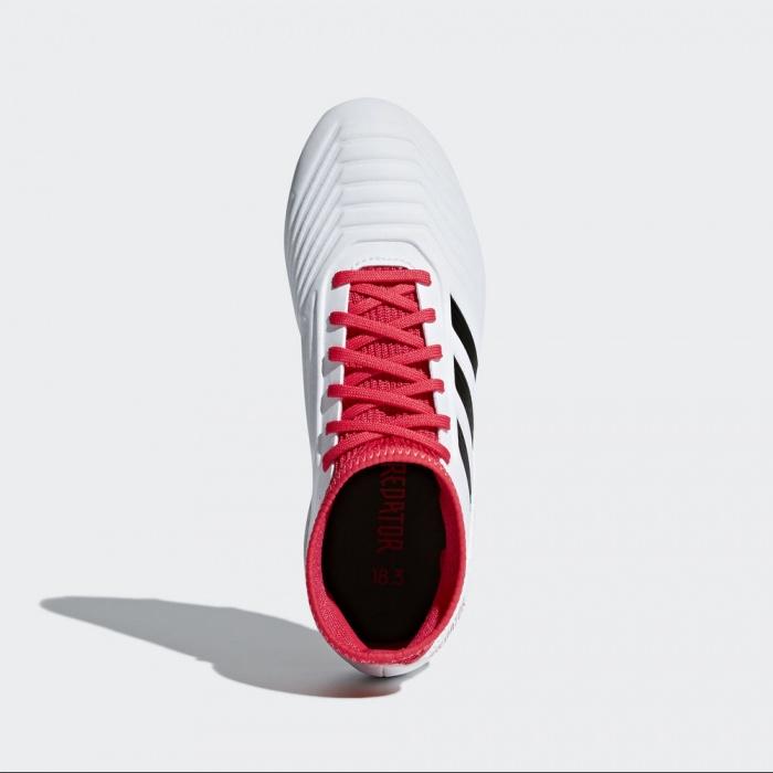 adidas Predator 18.3 FG J Kinder Fußballschuhe schwarz CP9055