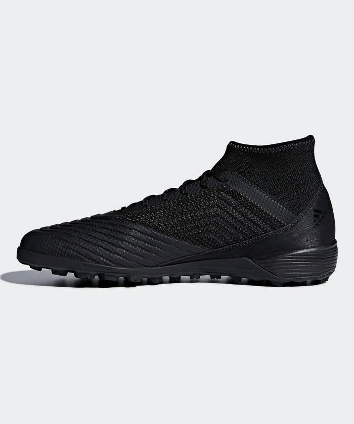 c5cc695f8612e8 7 di 9 Football shoes Adidas Scarpe Calcio Predator Tango 18.3 Nero  Calcetto Turf