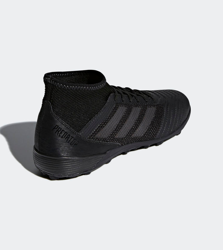 b5398a489ef240 2 di 9 Football shoes Adidas Scarpe Calcio Predator Tango 18.3 Nero  Calcetto Turf