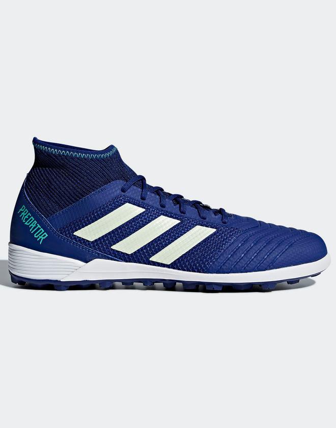 92fd5f813769ed Football shoes Adidas Scarpe Calcio Predator Tango 18.3 Blu Calcetto ...