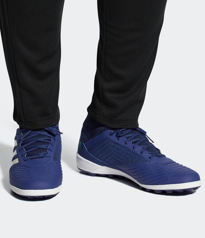 f030464f2243a0 Football shoes Adidas Scarpe Calcio Predator Tango 18.3 Blu Calcetto Turf 4  4 di 9 ...