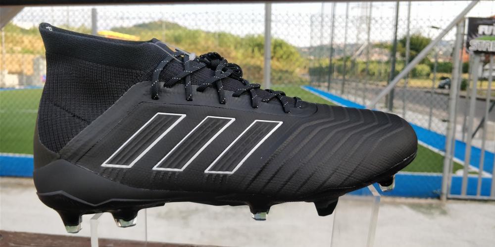 Scarpe 18 Uomo Nero Calcio Top Fg Di Predator Primeknit 1 Adidas wkiTlXOPuZ