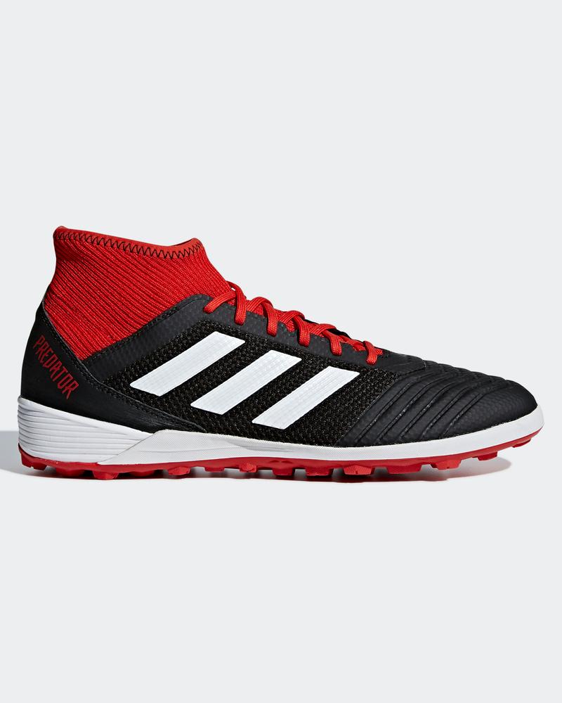 online store 93be3 5d0f3 Football shoes Adidas Scarpe Calcio Predator Tango 18.3 Nero rosso 6 6 di 9  ...