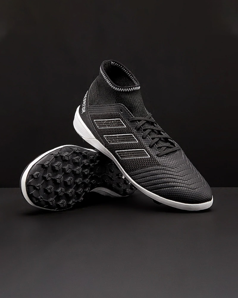 Fútbol shoes Adidas Botas Fútbol Predator Tango 18.3 Fútbol sala Césped  Noir 9 9 sur 9 Voir Plus bd048de942891