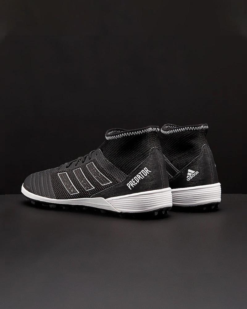 cc02df84a463da Football shoes Adidas Scarpe Calcio Predator Tango 18.3 Calcetto Turf Nero  6 6 di 9 ...