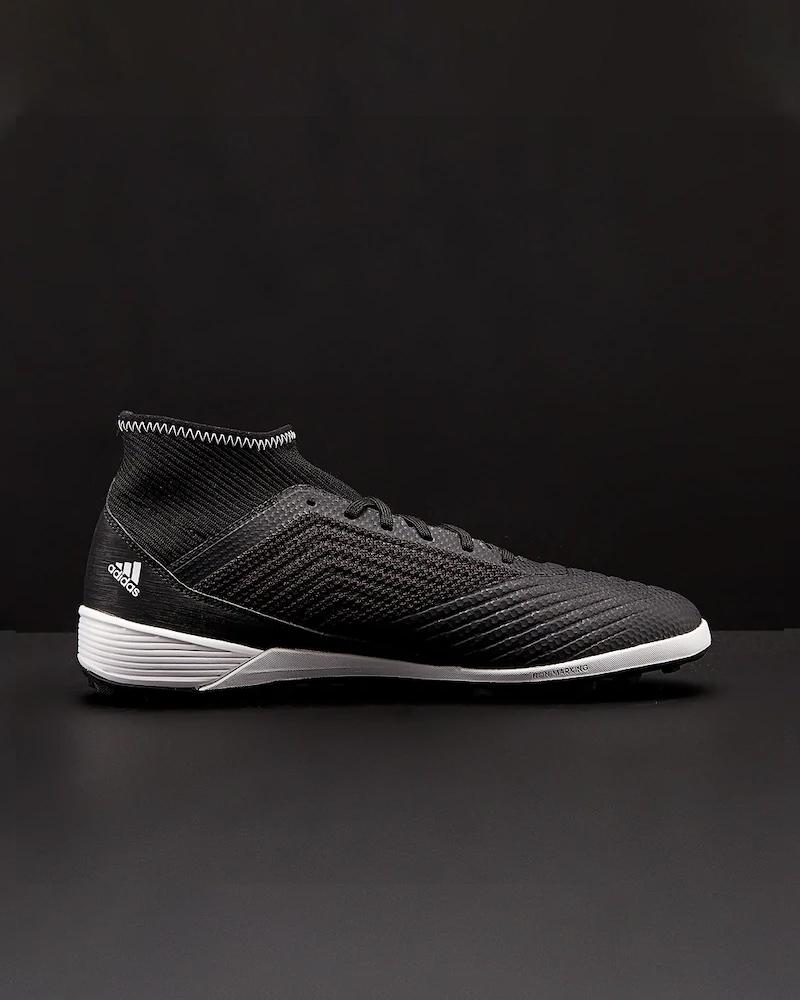 7be85cc60d0a45 Football shoes Adidas Scarpe Calcio Predator Tango 18.3 Calcetto Turf Nero  3 3 di 9 ...