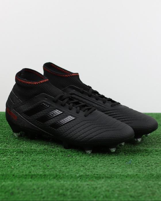 Shoes De Football 3 Predator Chaussures 2019Ebay 19 Sg Noir Adidas hrsdtCQ