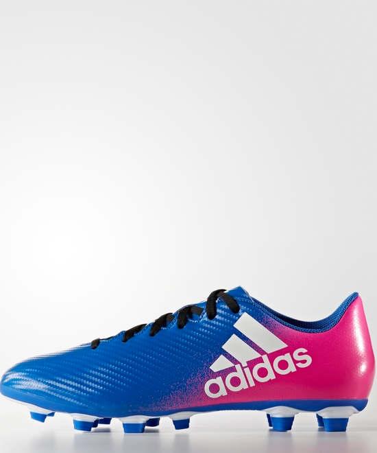 adidas scarpe calcio fucsia